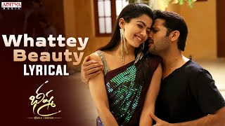 Whattey Beauty Lyrical | Bheeshma