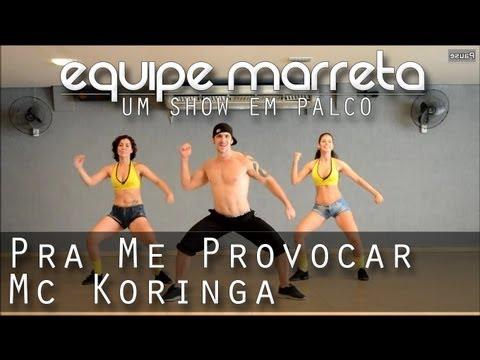 Pra Me Provocar - Mc Koringa (Coreografia Professor Jefin)