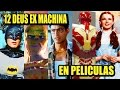 12 EJEMPLOS DE DEUS EX MACHINA EN PELICULAS | Los 12 Más