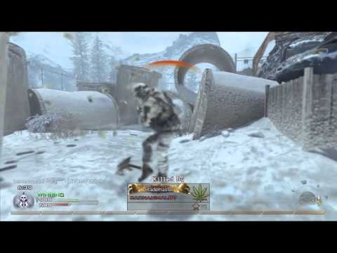 The Lone N00b Is WELL Aware He Forgot His Pants, Thank You! (Modern Warfare 2)