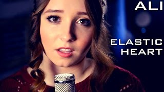 Elastic Heart - Sia - Official Video Cover by Ali Brustofski with Lyrics - Acoustic Version