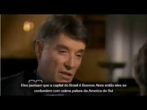 O BRASIL NA VISÃO DOS AMERICANOS ( REPORTAGEM DA TV AMERICANA)  - O ORIGINAL