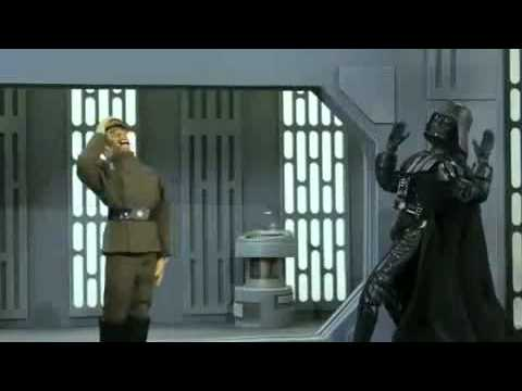 Robot Chicken: Star Wars Unleashed - trailer CZ
