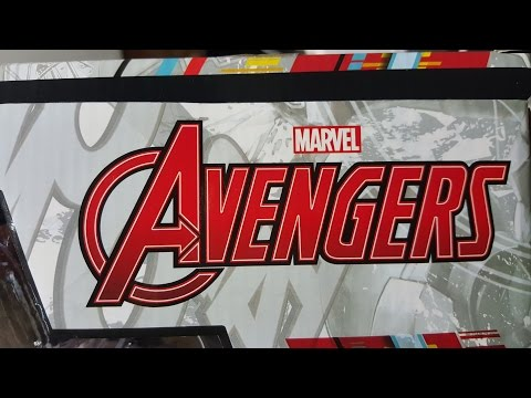 Marvel Avengers Rollover Rumbler Review and Outdoor Run - UCNUx9bQyEI0k6CQpo4TaNAw