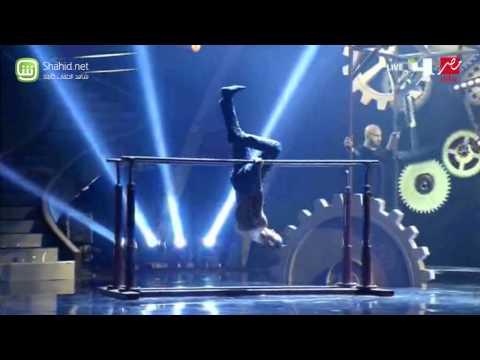 Arabs Got Talent - Nabilson- عرض النصف نهائيات