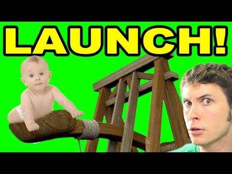 BABY LAUNCH!