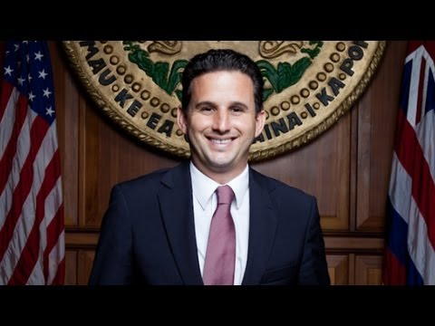Hawaii governor taps Schatz for Senate seat