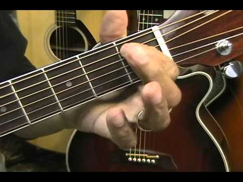 How To Play Dock Of The Bay by Otis Redding On Acoustic Guitar EEMusicLIVE