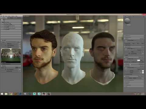 Toolbag 2 | GDC 2015 Live Demo - Lee Devonald