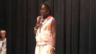Tamia Anderson - Talent Show 2009