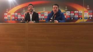 Συνέντευξη τύπου Κρίστιανσεν ΑΠΟΕΛ (2 - 0) Ολυμπιακός 08/12/2016