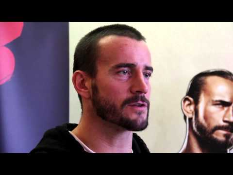 WWE '13 CM Punk Exclusive Interview