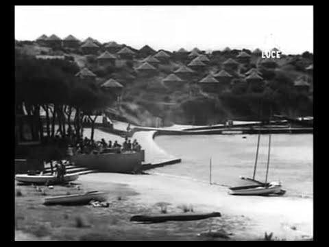 Nascita e sviluppo della Costa Smeralda / 1960 [Istituto LUCE]