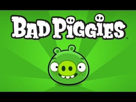 Bad Piggies - All Levels Ground Hog Day Levels 3 Star Walkthrough 1-1 thru 1-IX -DQ9uux1pxGM