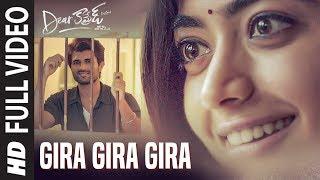 Gira Gira Gira Video Song  Dear Comrade Telugu  Vijay Deverakonda  Rashmika Bharat Kamma