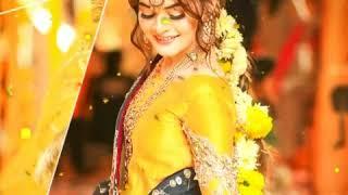 Haldi ,,Song Status,,, Tanpe Haldi Lagi Lagi...By lovely mahek creation