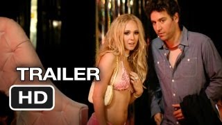 Afternoon Delight Official Trailer (2013) - Josh Radnor, Juno Temple, Jane Lynch Movie HD