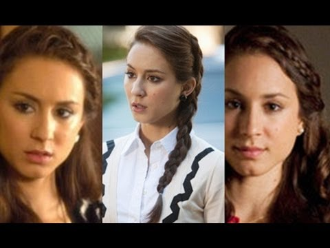 Spencer's Braids From Pretty Little Liars