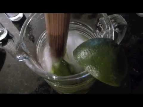How to :  Make Mojitos (Pitcher - Party Style)