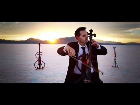 Steven Sharp Nelson - Moonlight - Electric Cello (Inspired by Beethoven)