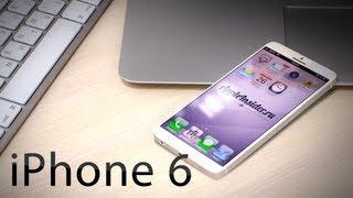 HOME鍵不見了!iPhone 6概念大預告! -