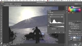 Adobe Photoshop CS6 Tutorial | Advanced Tips for Adjustment Layers | InfiniteSkills