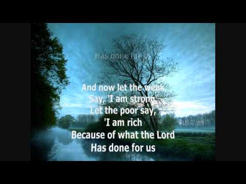 Give Thanks - Don Moen Karaoke with Lyrics
