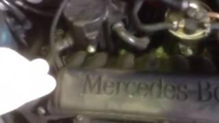 ДВС (Двигатель) Mercedes Vaneo Артикул 900043041 - Видео