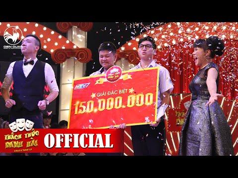 Thách Thức Danh Hài mùa 2 | GALA 3 FULL HD: Trấn Thành, Việt…
