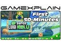 New Super Luigi U: Game & Watch - Part 1 First 50-Minutes Across 4-Worlds (Video Preview)