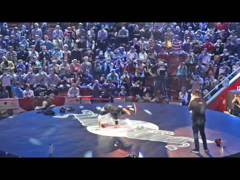 Red Bull BC One 26.11.2011 Moscow (Lil G VS Roxrite) FINAL BATTLE