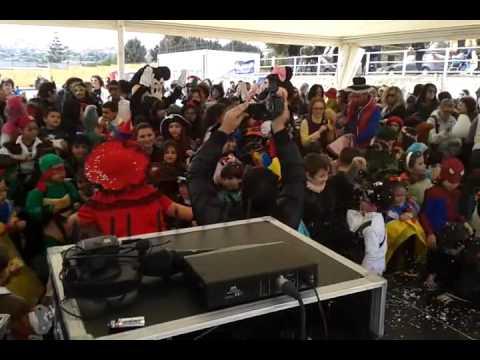 I Balli con Debora Star Events in Tour Carnevale 2014   I° Tappa Melilli sr