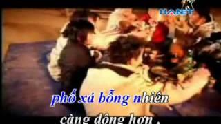 Nồng nàn Hà Nội - karaoke