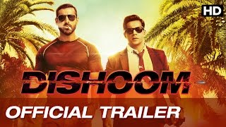 Dishoom Official Trailer