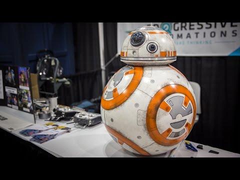 Making a Working BB-8 Droid Replica! - UCiDJtJKMICpb9B1qf7qjEOA