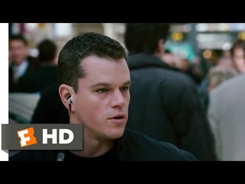 The Bourne Ultimatum (2/9) Movie CLIP - Ross ... poster