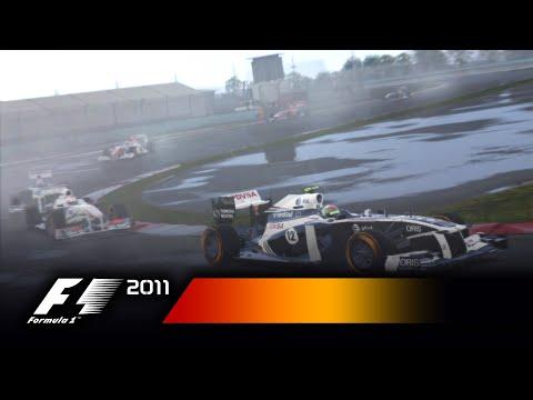 F1 2011 - Korean GP Pole Lap