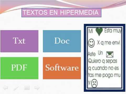 Video-Lectura y escritura en las Nuevas Tecnologías.wmv
