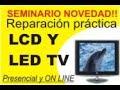 CURSO DE TELEVISION LCD, LED TV Y PLASMA (1/4)