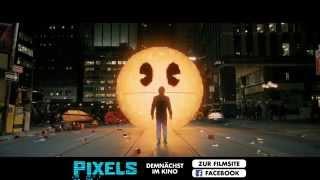 PIXELS - HD Trailer E - Ab 30.7.2015 im Kino!