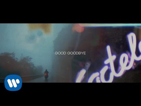 Good Goodbye (Video Lirik) [Feat. Pusha T & Stormzy]