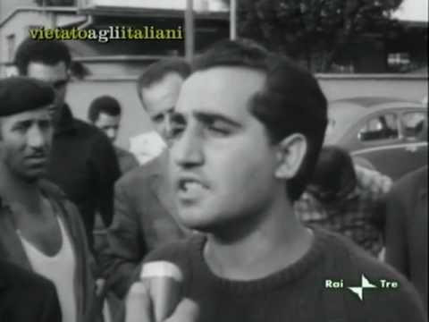 Blob Vietato agli italiani