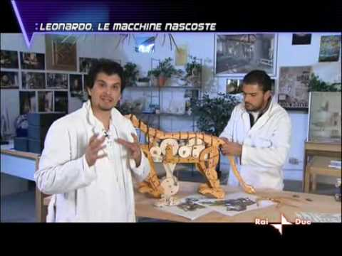 Il mistero del Leone meccanico di Leonardo da Vinci - Mario Taddei