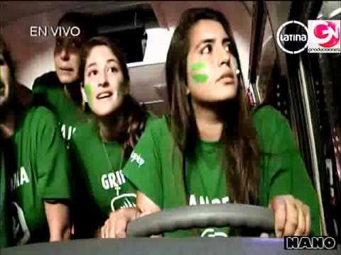 EL ÚLTIMO PASAJERO (Perú) - 2do Programa (22-03-2011)