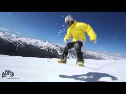Snowboarding 2012 _ 2012 ROMP Story vol.1 _ Snowboarding Trip @ Whistler Teaser #01