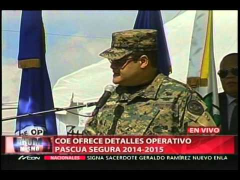 Más detalles sobre Operativo Pascua Segura 2014…