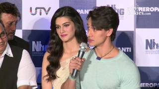 Aamir Khan, Jackie Shroff And Tiger Shroff Launch The Trailer Of 'Heropanti