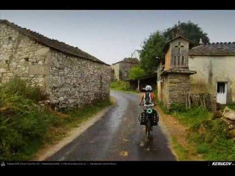 VIDEOCLIP Traseu MTB El Camino de Santiago del Norte - 11: Baamonde - Miraz - Roxica - Sobrado Dos Monxes