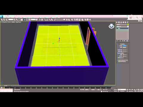 Tutorial - 3ds Max Basics of Architecture Tools (1/3)