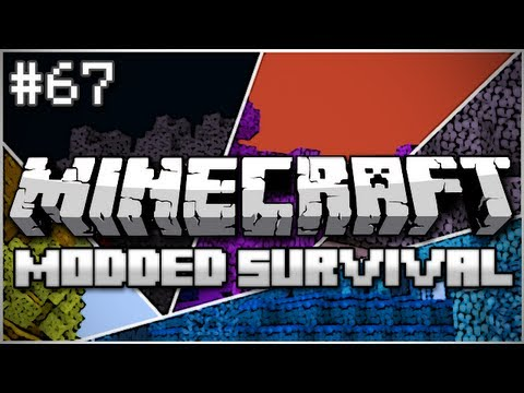 Minecraft: Modded Survival Let's Play Ep. 67 - The Good Doctor